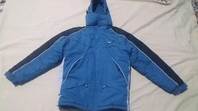 Куртка детская для мальчика ,зима- Wolf-140/152