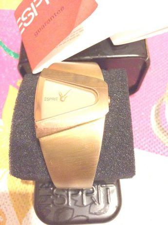 Часы-браслет женские ESPRIT с позолотой. ОРИГИНАЛ