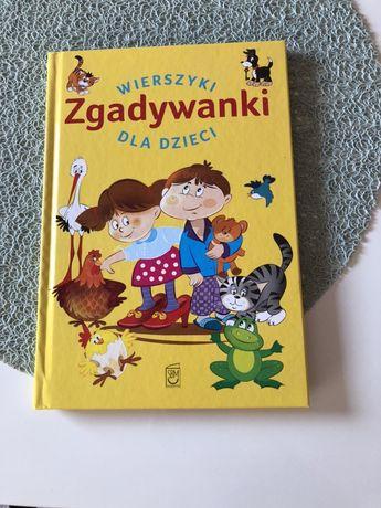 Książka Zgadywanki dla dzieci