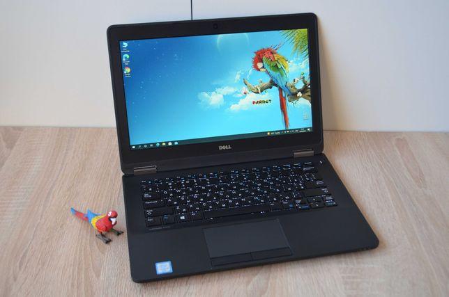 Как новый! Тонкий ультрабук ноутбук Dell 7270 i5 SSD IPS FullHD #1