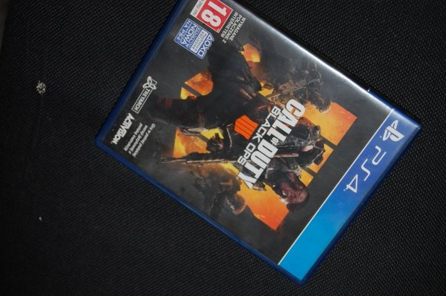 Gra Call of Duty: Black Ops 4 PS4