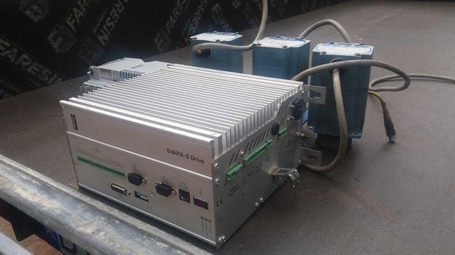 Servomotor komputer Parker