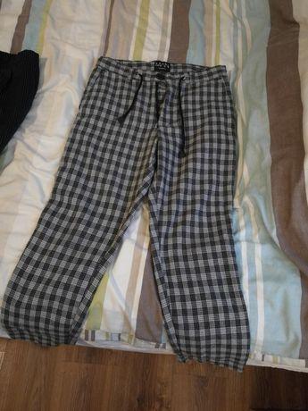 spodnie chinosy S