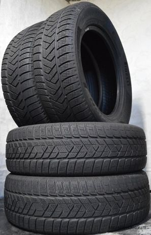 215/65/17 Pirelli Scorpion Winter R17 Б.у 215/225/235/245-45/50/55/600