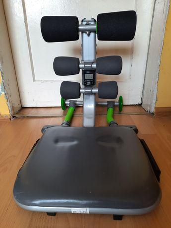 Ławeczka do ćwiczeń mięśni brzucha