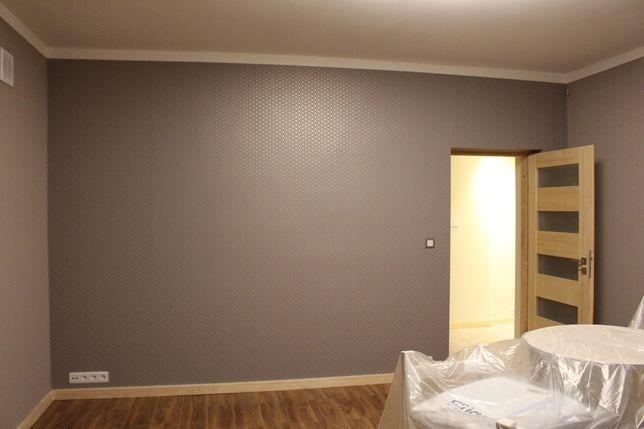 Tania Firma Remontowa, malowanie ścian, tapetowanie, układanie paneli.