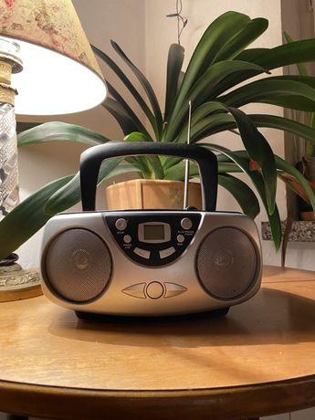 manta odtwarzacz CD i radio