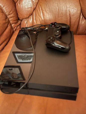Consola Ps4+comando+conta digital com variadade de jogos