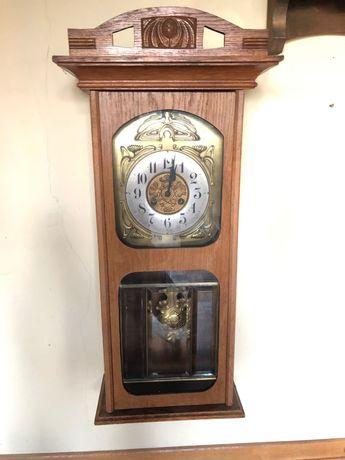 Zegar wiszący Junghans antyk