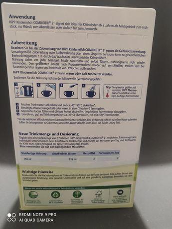 mleko HIPP combiotic 2