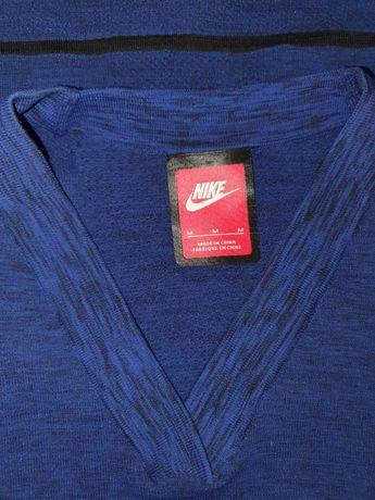 Футболка NIKE TECH knit top,  не puma, не Adidas, не Armani, оригинал.