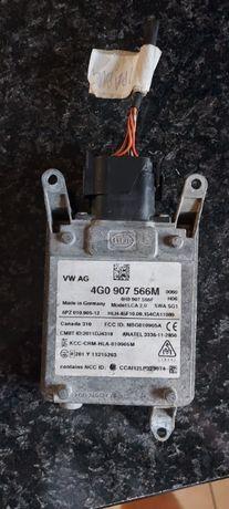 Модуль, датчик, блок управления, Ауди, 4G0907566M