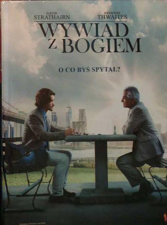 DVD Wywiad z Bogiem film nowy folia napisy lektor polski