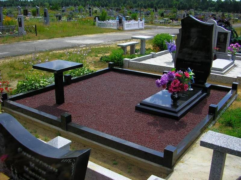 Благоустройство могил Мелитополь - изображение 1