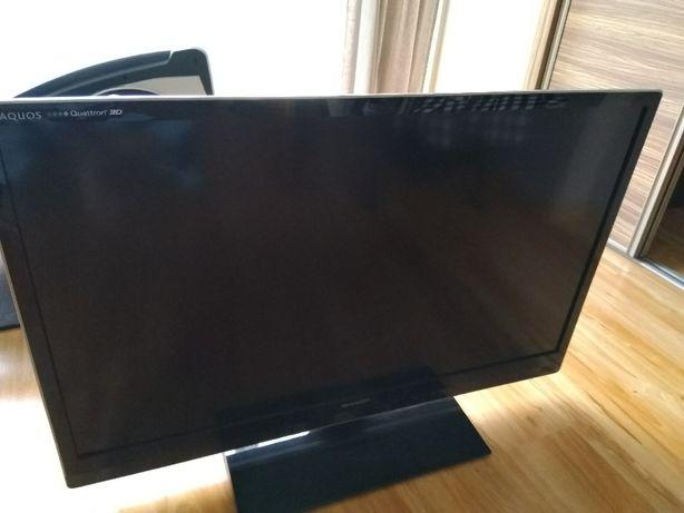 TV Sharp Aquos Quattron 3D 40 cali LC-40LE830E uszkodzony