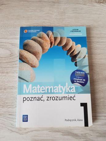 """Książka """"Matematyka poznać,zrozumieć """""""