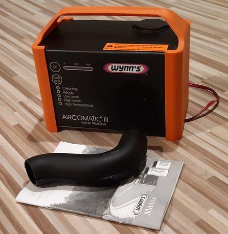 Aircomatic III Urządzenie do czyszczenia klimatyzacji generator ozonu