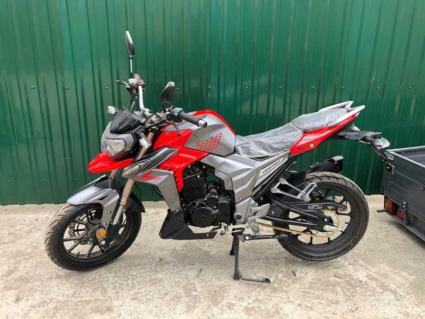 Мотоцикл Senke LEOPARD SK250-6  Новые с документами