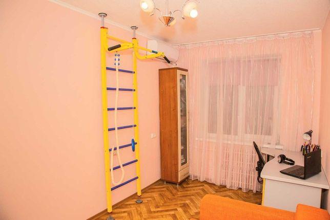 Продам 3-х комнатную уютную, просторную квартиру на Левобережном 3!