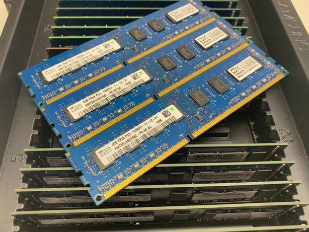 Оперативная память Dimm DDR3 4 gb 1600 MHz PC3-12800 1333Mhz 10660 L