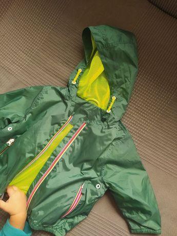 Next, kurtka cienka przeciwdeszczowa, 9-12 mcy