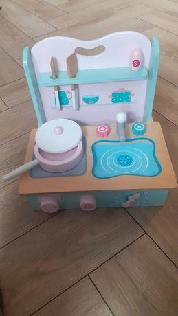 Kuchenka dla dzieci drewniana