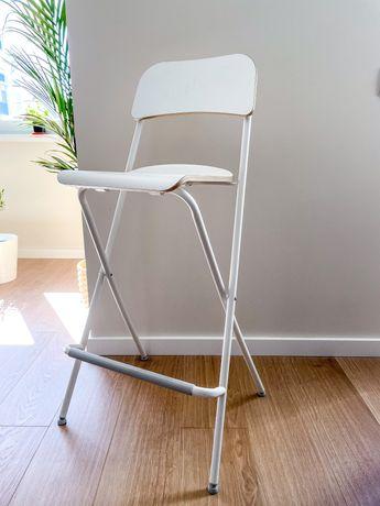 Cadeiras altas NOVAS Ikea