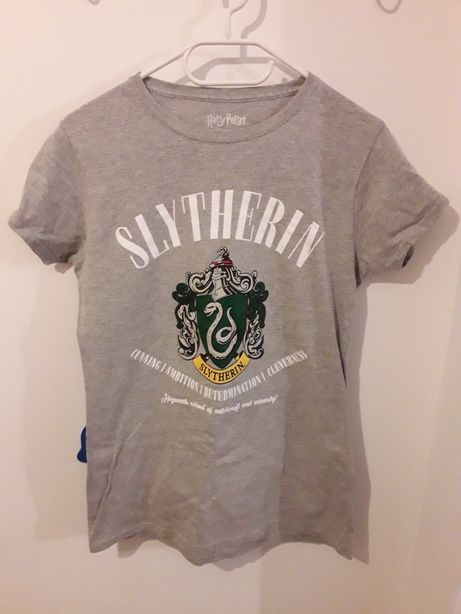 Harry Potter slytherin koszulka M 38/40