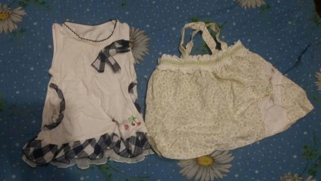 Одежда на маленькую девочку
