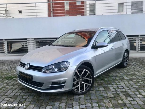 VW Golf Variant 1.6TDI HIGHLINE SPORT