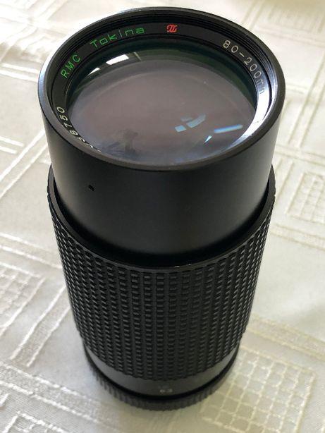 Obiektyw Tokina RMC 4/80-200mm PENTAX PK