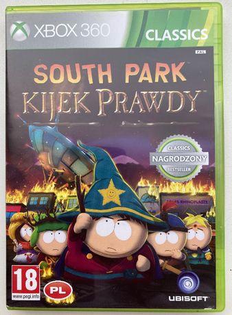 XBOX 360; gra: South Park Kijek Prawdy PL