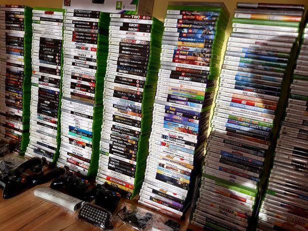 Lego Harry Potter Forza Kinect Sport SpongeBob gry Xbox 360