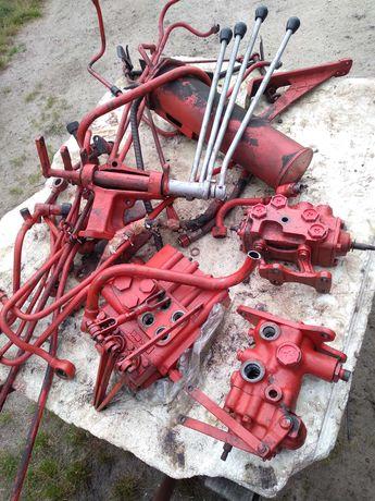 Hydraulika podnośnika MTZ