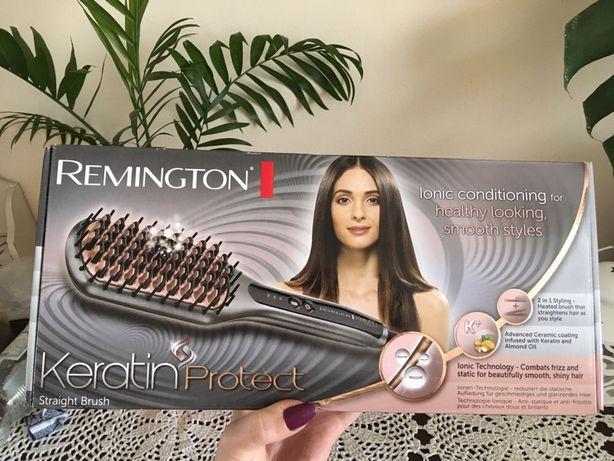 Szczotka do prostowania włosów Remington Keratin Protect (CB7480)