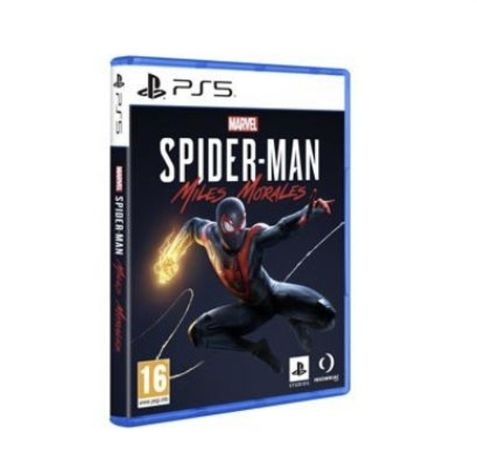 Playstation 5 Spider Man Miles Morales