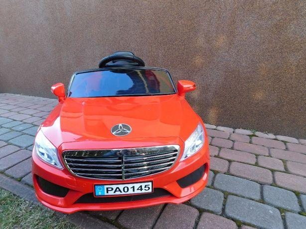 JAREX Auto Samochód na akumulator motor mercedes dla dzieci
