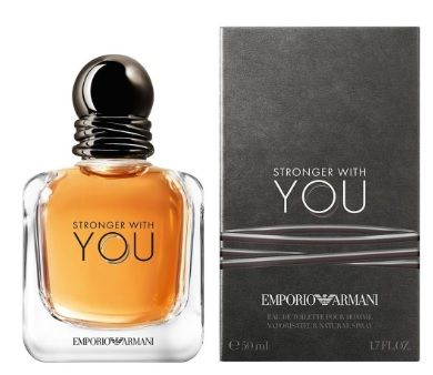 Giorgio Armani Emporio Armani Stronger With You EDT 100 ml PREZENT