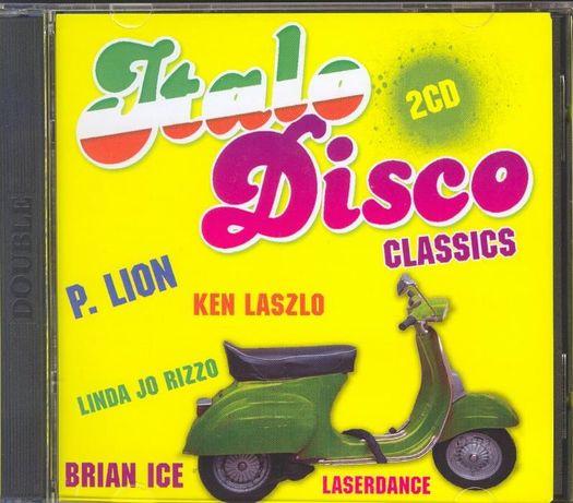 2 CD Italo Disco Classics (2013)