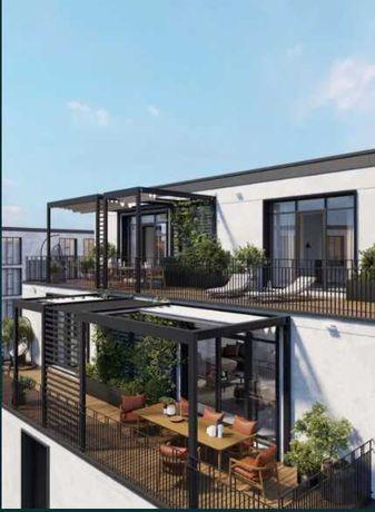 Квартира с Огромной террасой в элитном  доме с видом на Оперный театр!