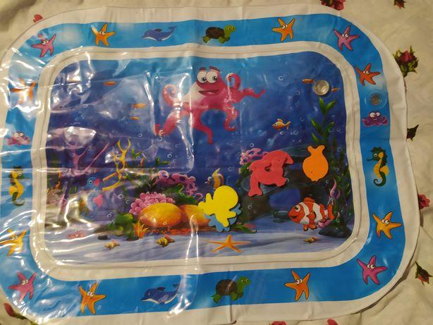 Водный коврик  для малыша