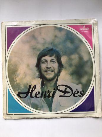 Henri Dess winyl vinyl
