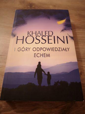Książka góry odpowiedziały echem Khaled Hosseini