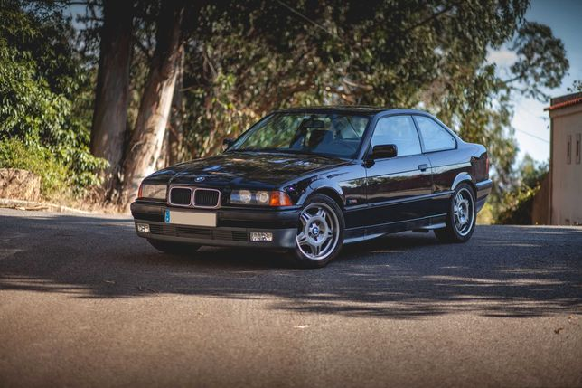 BMW Serie 3 318is (E36) Coupe