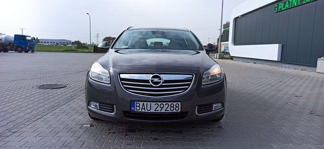 Opel Insignia 2.0 cdti 2011 rok bezwypakowa