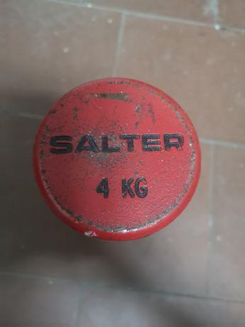 Altere de ferro 4 kg