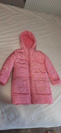Куртка пальто осень-зима р.122