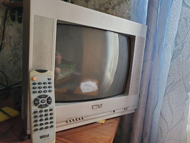 Продам цветной телевизор West