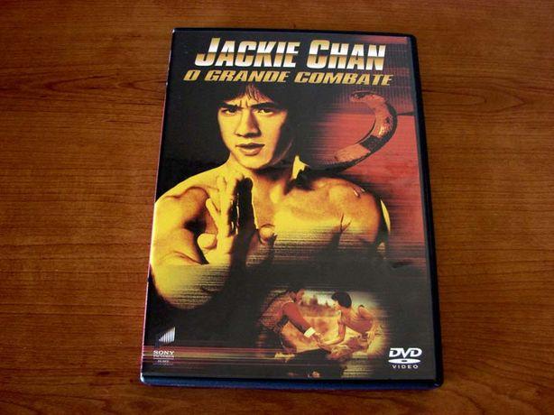 Filme em DVD de 1978 com Jackie Chan