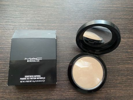 Пудра MAC Mineralize Skinfinish